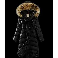 Moncler Down Coat Women Hooded Windproof Black Jackets Outlet Online UK Sale,  Discount Sale Off Cheap Moncler. ebb0ecb266e