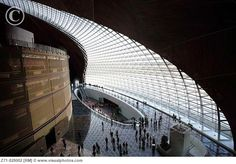 National Grand Theatre of China, Beijing Paul Andreu Architects