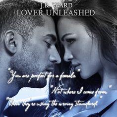 Lover Unleashed by J. Black Dagger Brotherhood Books, Brotherhood Series, Paranormal Romance Books, Dark Hunter, The Brethren, American Horror Story, Book Series, Good Books, Fallen Angels