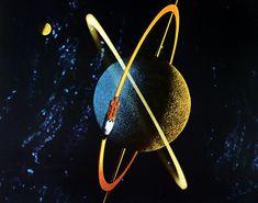 Plan59 :: 1950s Space Art :: Bell Aircraft, 1960