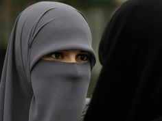 The Norwegian government on Monday proposed a bill to ban the full-face Muslim veil in all schools, from nurseries to universities, saying it hinders communication between students and teachers. Muslim Face Veil, Hijab Evening Dress, Health Site, All Schools, Muslim Women, How Beautiful, Norway, Let It Be, Veils