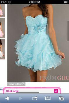 Cute homecoming dress!<3