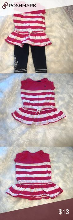 RALPH LAUREN MATCHING SET GURLS SIZE 12 MOS RALPH LAUREN MATCHING SET GURLS SIZE 12 MOS. Adorable Nautical Theme, EUC. Ralph Lauren Matching Sets