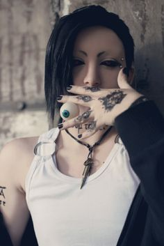 uta cosplay, tattooed ghoul | Tumblr