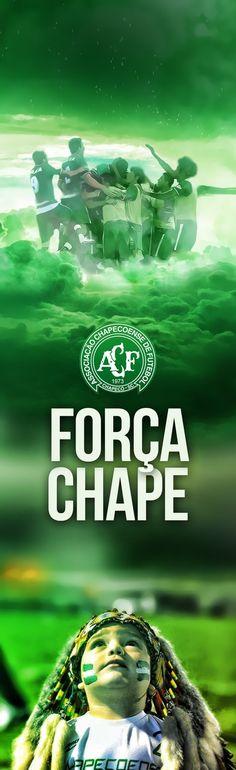 #forcaChape #galo