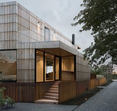 Bates Masi + Architects, Long Island homes, WWII lookout, nautical homes, cedar construction, long island, architecture, long island architecture, resilient homes