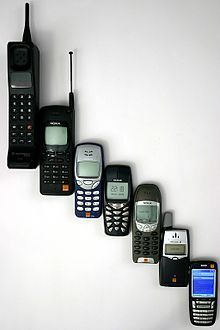 1983 - The birth of the mobile phone!    . . . No one I knew had a mobile phone until the very late 80s.  I had my first cell in 1995.  My kids won't believe they didn't always exist.