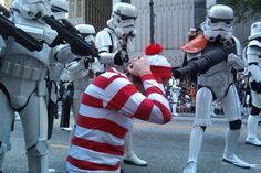 Finding Waldo