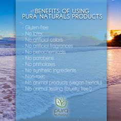 Pura Naturals Products are more than just your high tech soap infused sponges. Not only do we benefit you, but we help the environment and animals too! #AllNatural #EnvironmentallyFriendly