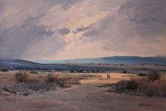 Louis Audi, South Africa painter