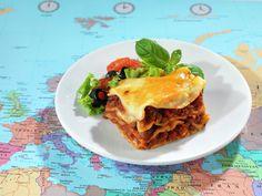 Lasagne New Menu, Frisk, Other Recipes, Food And Drink, Pasta, Dinner, Ethnic Recipes, Lasagna, Families