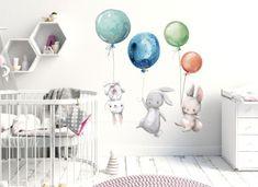 Mała Pracownia DK w DecoBazaar - galeria sprzedawcy Small DK Workshop in DecoBazaar - seller gallery Nursery Wall Decals, Nursery Room, Nursery Decor, Wall Decor, Baby Room Furniture, Baby Room Decor, Baby Bedroom, Kids Bedroom, Kids Room Paint