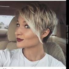 Image result for short pixie haircuts for women with thick hair