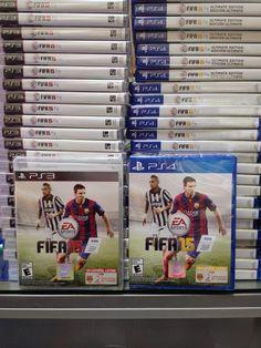 FIFA 2015 ya está en nuestras tiendas y Kioskos Disponible para el 23 de Septiembre Para más información Sucursales: SPS: 2516-1717,2580-2727,9505-1717,9520-1717 TEG: 2380-2060,2262-4209,9476-0007,9520-1111 CEIBA: 2480-1040,9638-1111 info@videozonehn.com Síguenos en Twitter @videozonehn Web: www.gamezonehn.com Whastsapp : 9520-1717