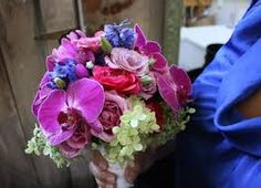 jewel tone beach wedding - Google Search