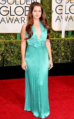 Lana Del Rey from Riskiest Golden Globes Looks Ever | E! Online