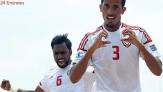 Hosts UAE look to impress in Beach Soccer campaign