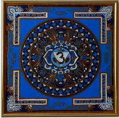 STIRNCHAKRA-YANTRA Ajna  Energetische Kunst von EnergetischeKunst