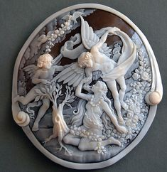 Modula Gioielli - (Allegory of the)  Dance