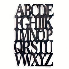 panneau lettres 50x80