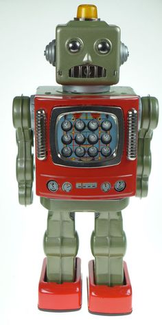 JAPANESE TIN TOY STARSTRIDER SMOKING ROBOT COLLECTORS LTD EDITION METAL HOUSE