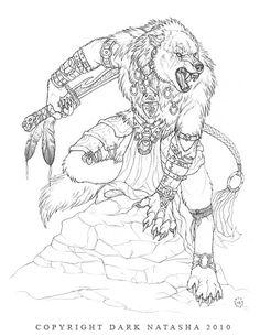 The Art of Dark Natasha - Kherr II