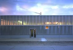 California College of the Arts, Graduate Studios.  Jensen Architects.
