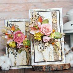 Осенний привет Люблю вдохновляться временами года, люблю тёплые краски осени, по-прежнему люблю отражать всё это в своих открытках❤️ ______________________________ #скрап #скрапбукинг #открытка #открыткиназаказ #открыткаручнойработы #открыткиручнойработы #ручнаяработа #идеяподарка #идеиподарков #handmade #byaleksakras #scrap #scrapbooking #card #handmadecards #craft #cardmaking #primamarketing #primaflowers #graphic45