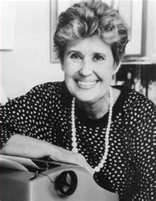 Erma Bombeck - She shared her gift of finding joy and humor in the day to day passages common to so many, particularly mothers. Some of her work was poignant, some was hysterically funny, and, for moms, she reminded us we were not alone in the craziness. Find her books and read them. You will be glad you did.