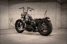 1969 Harley Rat Bobber - Pipeburn.comPipeburn.com
