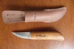 ROSELLI Scandinavian Handmade Carving/Cutting Knife- Ultra High Carbon HRC 64-66