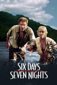 Six Days, Seven Night Harrison Ford and Anne Heche Harrison Ford, Streaming Hd, Streaming Movies, Six Days Seven Nights, Movies To Watch, Good Movies, The Image Movie, Adventure Movies, Imdb Movies