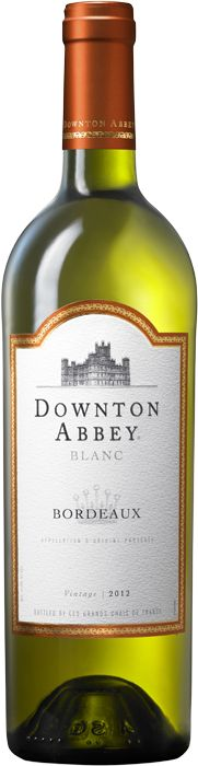 The Official Downton Abbey Wine Collection-The Official Downton Abbey Wine Collection-When Mr. Carson pulled a bottle of wine from the cellar for Lord and Lady Grantham,one could be assured it was a fine French Bordeaux,the wine of choice amongst the British nobility in Edwardian England.