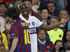 Barcelone - Inter Milan : Samuel Eto'o