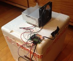 Homemade Peltier cooler w/ temperature control DIY reusing old PC computer parts. See how I built my own thermoelectric Peltier mini fridge! A great idea to repurpose a PC and recycle some of its components.