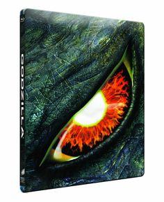 Godzilla - Edition limitée boîtier métal en BLU-RAY - NEUF