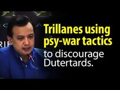 Trillanes: Palit-Bise funded by PAGCOR, Crowd was hakot, & Duterte mania dying ~SHARE - WATCH VIDEO HERE -> http://dutertenewstoday.com/trillanes-palit-bise-funded-by-pagcor-crowd-was-hakot-duterte-mania-dying-share/   Trillanes uses psy-war to discourage Duterte supporters. News video courtesy of The Storyteller YouTube channel  Disclaimer: The views and opinions expressed in this video are those of the YouTube Channel owners and do not necessarily reflect the opinion o