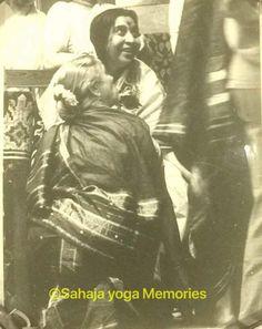 Mumbai 1972 Sahaja Yoga Meditation, Aesthetic Galaxy, Shri Mataji, Mother Pictures, Self Realization, Spiritual Gifts, Mumbai, Spirituality, Memories