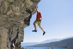 Rock climbing seemin