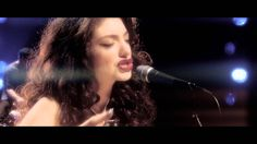 The Little Princess Around the Block -- Lorde - Royals - Stripped (VEVO LIFT)