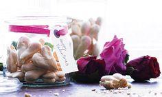 Yeo Valley's Meringue kisses with lemony cream Recipe
