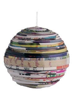 Une idée de boule originale et écologique (auféminin.com)