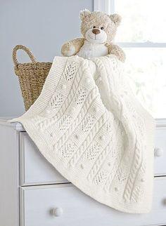copertina culla in lana con me