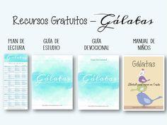 Ya tenemos todos los materiales listos para que comiences el estudio de Gálatas el próximo lunes 7 de septiembre. Si aún no los has descargado, hazlo aqui - Plan de lectura - Plan de lectura Gálata...