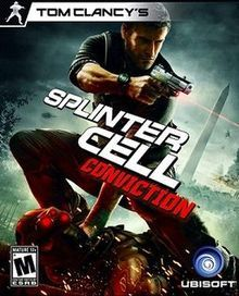 Tom Clancy& Splinter Cell Conviction by Prima Game Guide New in Plastic Order And Chaos 2, Splinter Cell Conviction, Tom Clancy's Splinter Cell, Xbox 360 Games, Arcade Games, Internet, Game Guide, All Games, Jaba
