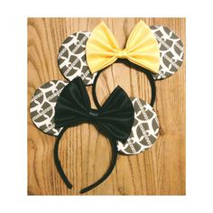 Wu-Tang Mouse Ears by ShopHouseOfMouse on Etsy