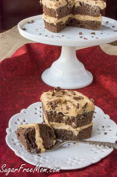 chocolate peanut butter mug cake4 (1 of 1)