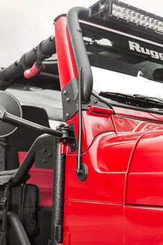 "Rugged Ridge 13"" Stubby Reflex Antenna for 97-06 Jeep® Wrangler TJ & Unlimited | Quadratec"