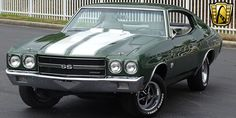 1970 Chevrolet Chevelle offered for sale by Gateway Classic Cars!