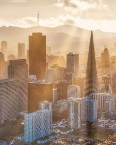 Transamerica Pyramid, San Francisco Travel, Monterey Bay, Big Sur, Willis Tower, New York Skyline, Building, Buildings, Big Sur California